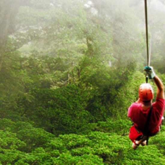 Congo Trail Zipline Playas del Coco Papagayo Tours - Native's Way Costa Rica - Papagayo Playas del Coco Tours and Transfers