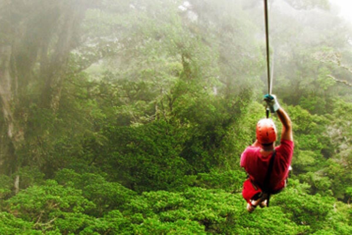 Congo Trail Zipline Playas del Coco Papagayo Tours - Native's Way Costa Rica - Papagayo Playas del Coco Tours and Transfers