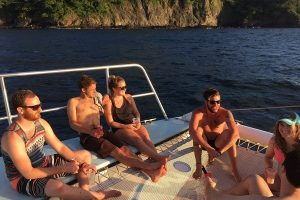 Blue Dolphin Tamarindo Catamaran Sunset Cruise - Natives' Way Costa Rica Tours