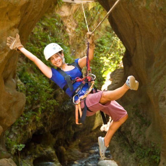 Ziplining Canyoning Tour - Hacienda Guachipelin Adventure Tour Combo - Native's Way Costa Rica Tours