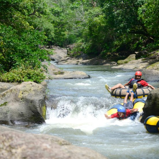 River Tubing Tour - Hacienda Guachipelin Adventure Tour Combo - Native's Way Costa Rica Tours