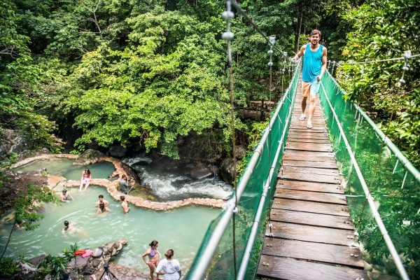 Hot Springs Rio Negro - Hacienda Guachipelin Adventure Tour Combo - Native's Way Costa Rica Tours