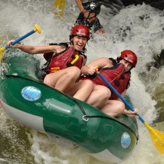 Tenorio River Rafting Tour - Native's Way Costa Rica - Tamarindo Tours & Transfers