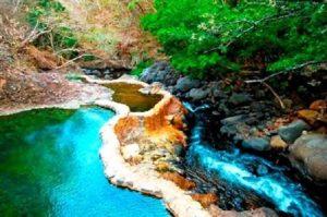 Hot Springs Mud Bath Guachipelin Volcano Adventure Tour - Rincon de la Vieja Volcano Tours - Native's Way Costa Rica - Tamarindo Tours and Transfers