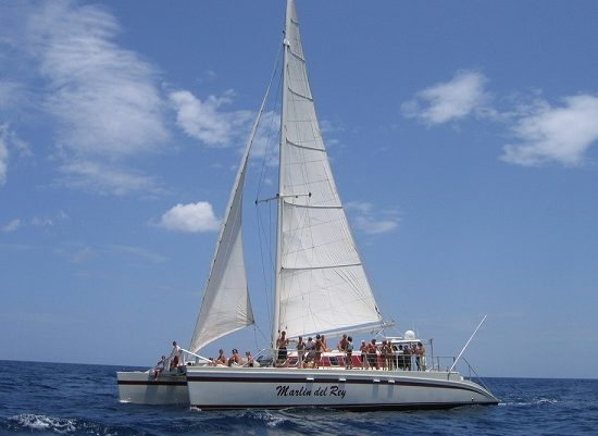 Marlin del Rey Catamaran Cruise Tour - Native's Way Costa Rica - Tamarindo Tours