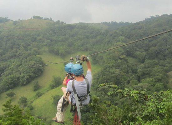 Zipline - Monteverde Cloud Forest Tour - Native's Way Costa Rica Tours