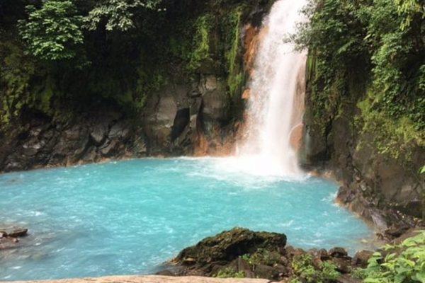 Rio Celeste Waterfall Tour - Native's Way Costa Rica - Tamarindo Tours and Transfers
