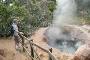 Mini Crater - Rincon de la Vieja Volcano National Park Tours - Native's Way Costa Rica Tours and Transfers