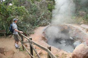 Mini Crater - Rincon de la Vieja Volcano National Park Tours - Native's Way Costa Rica Tours and Transfers