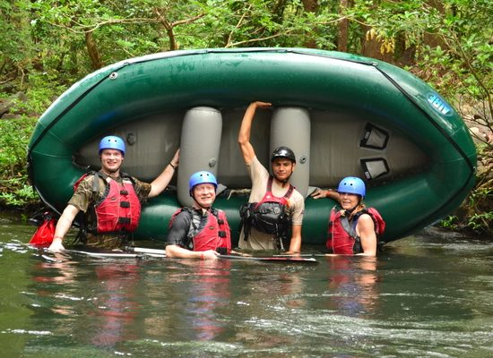 Tenorio River Rafting Tour - Native's Way Costa Rica - Tamarindo Tours & Transfers