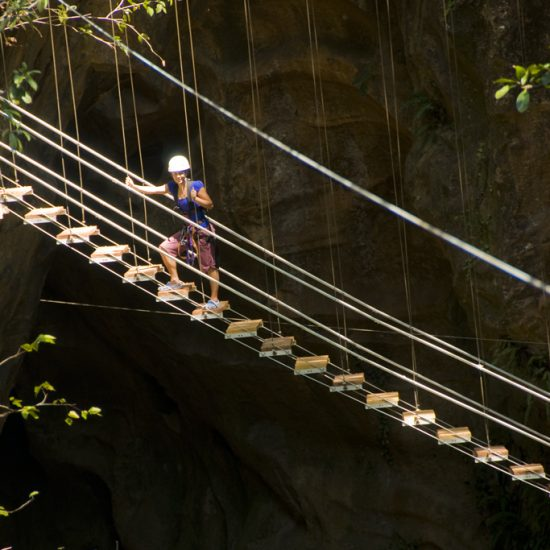Ziplining Tour - Hacienda Guachipelin Adventure Tour Combo - Native's Way Costa Rica Tours