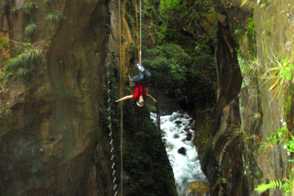 Ziplining Canyoning Tour Ziplining Tour - Hacienda Guachipelin Adventure Tour Combo - Native's Way Costa Rica Tours