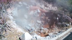 Mini Crater Volcano - Rincon de la Vieja National Park Tours - Native's Way Costa Rica - Tamarindo Tours and Transfers