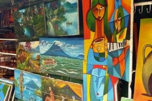 Artisan Market - Nicaragua Tour From Costa Rica - Native's Way Costa Rica - Tamarindo Tours & Transfers