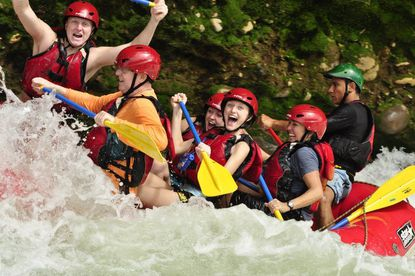 Sarapiqui Arenal Rafting Tours - Native's Way Costa Rica - Arenal Transfers and Tours