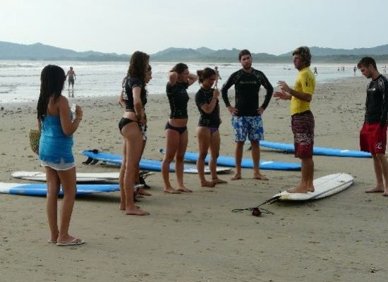 Tamarindo Surf Lessons - Native's Way Costa Rica - Tamarindo Tours and Transfers