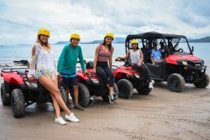 UTV Tour to Playa Negra