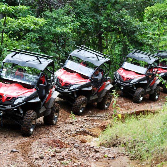 UTV Buggy 4x4 Tamarindo Tours - Tamarindo, Costa Rica
