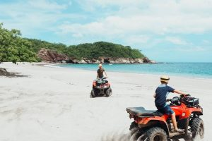 ATV Tamarindo Tour to Conchal Beach - Native's Way Costa Rica Tours