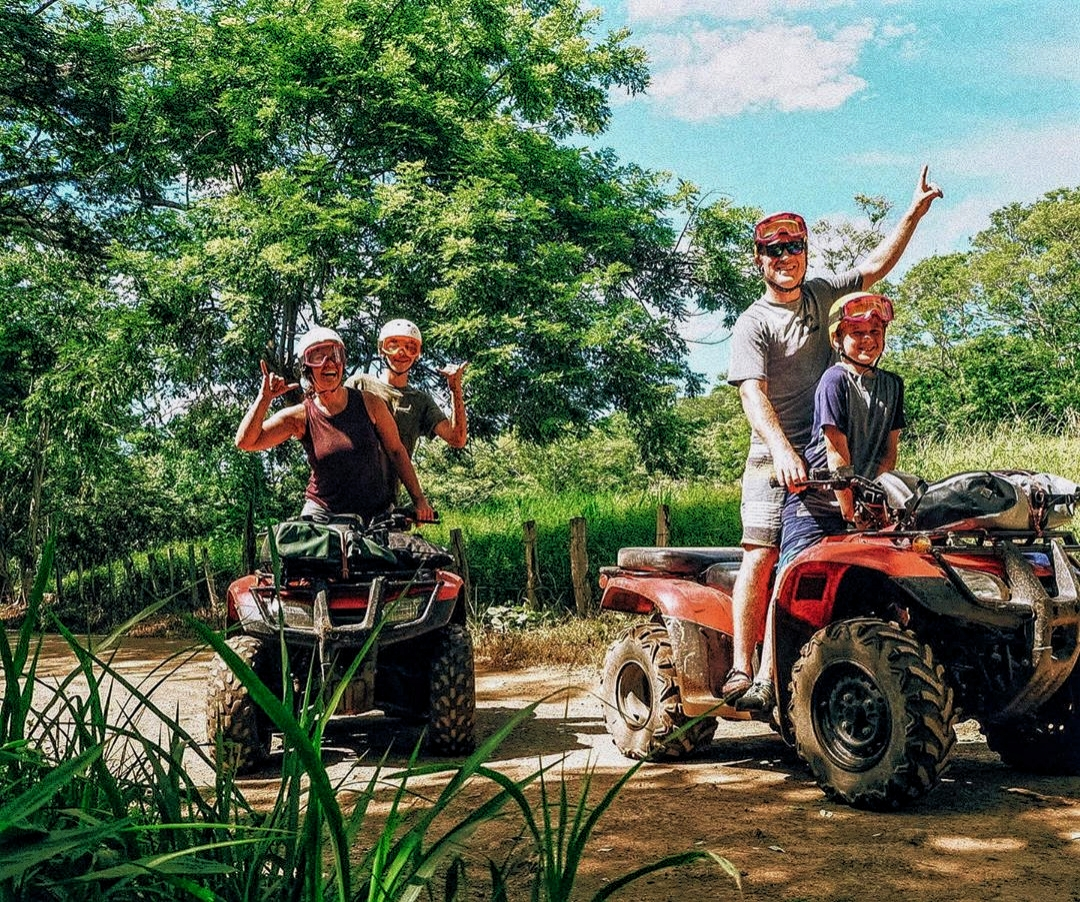 ATV Tamarindo Tour - Native's Way Costa Rica - Tamarindo Tours
