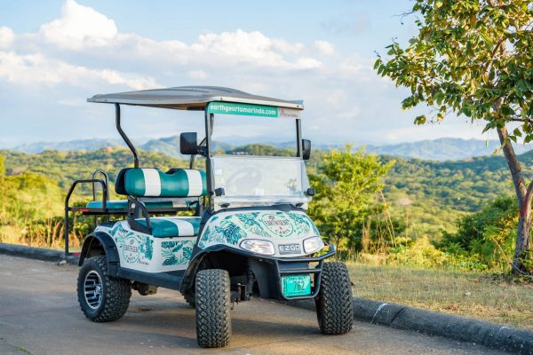 Tamarindo Golf Cart Rental - Native's Way Costa Rica