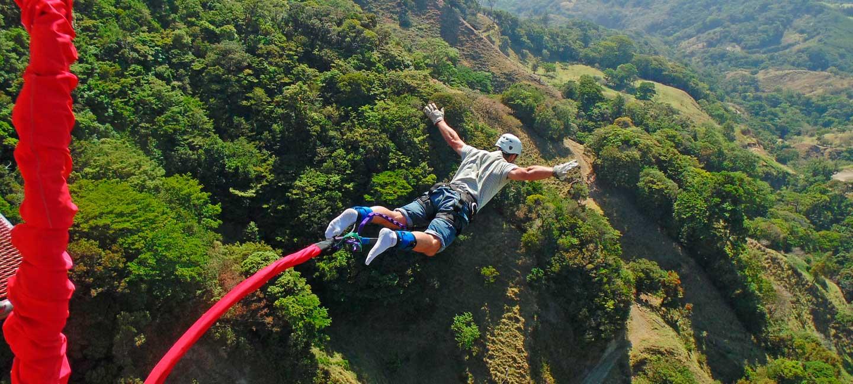 Monteverde Bungee Jumping - Native's Way Costa Rica Monteverde Tours