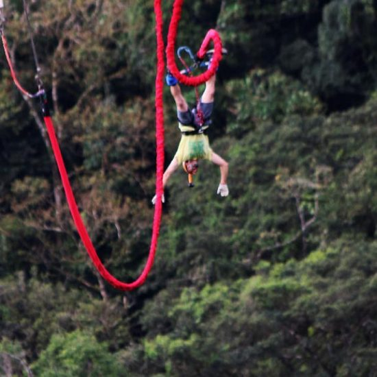 Monteverde Bungee Jumping - Native's Way Costa Rica Monteverde Tours
