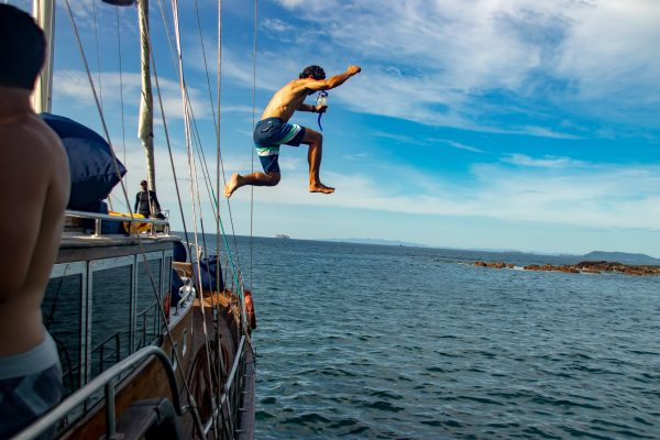 Albatros Tamarindo Sailing Boat Tour Sunset Cruise