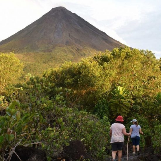 Arenal Volcano Hike & Hot Springs Tour - Native's Way Costa Rica