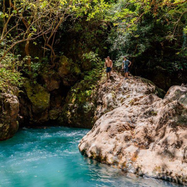 La Leona Waterfall Hike - Native's Way Costa Rica Tours